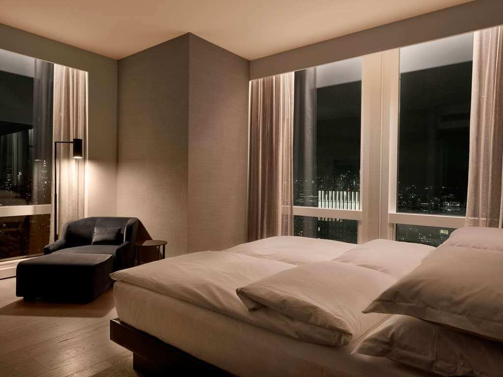 Equinox酒店套房