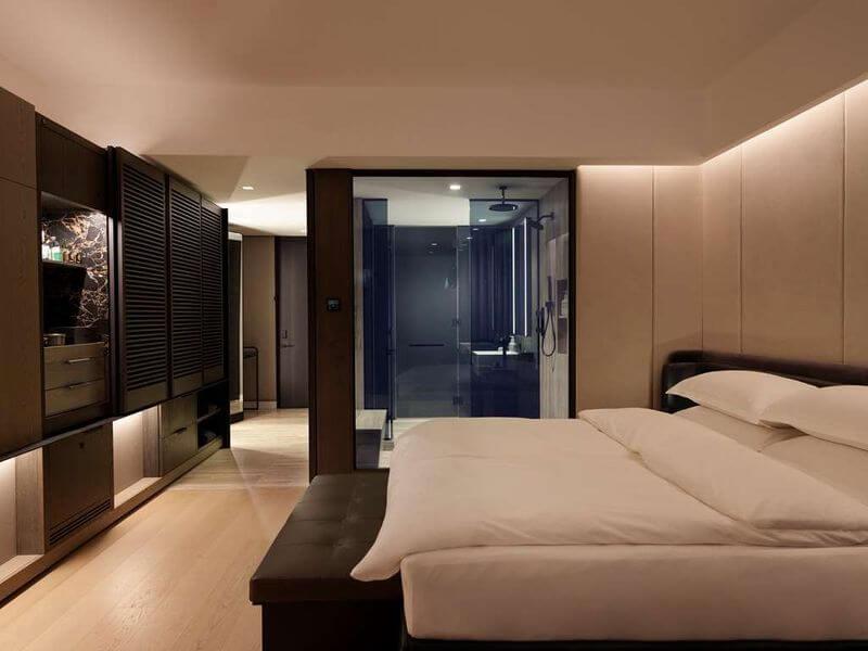 Equinox酒店豪华市景客房