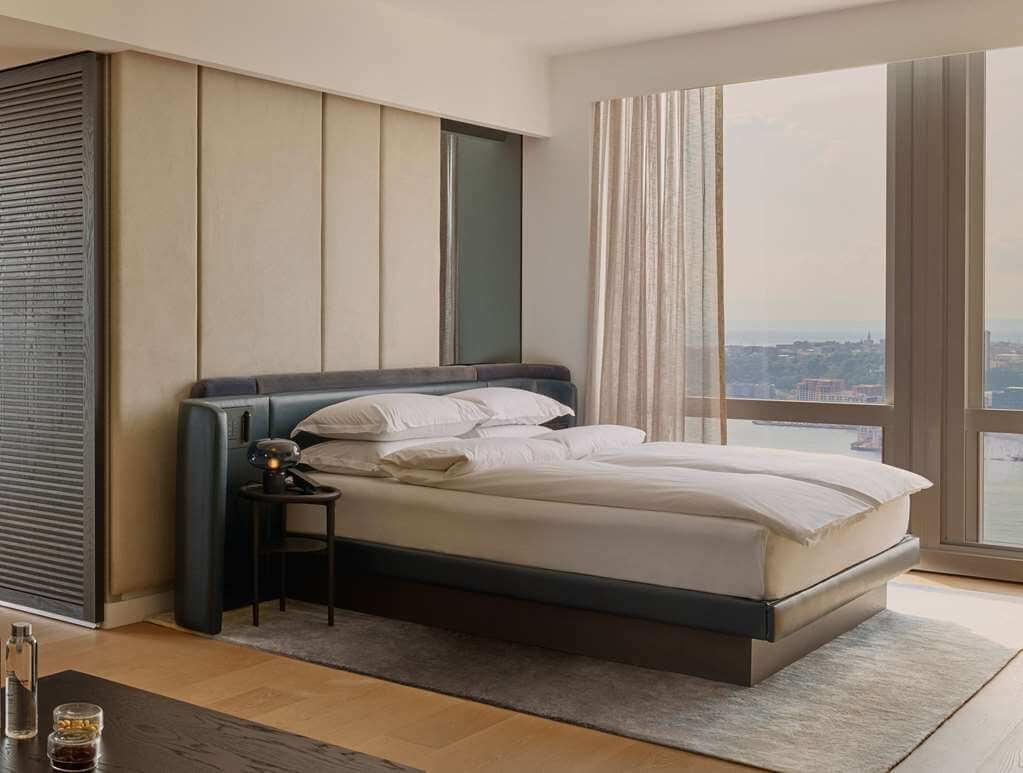 豪华一卧室角落套房  Deluxe One Bedroom Corner Suite