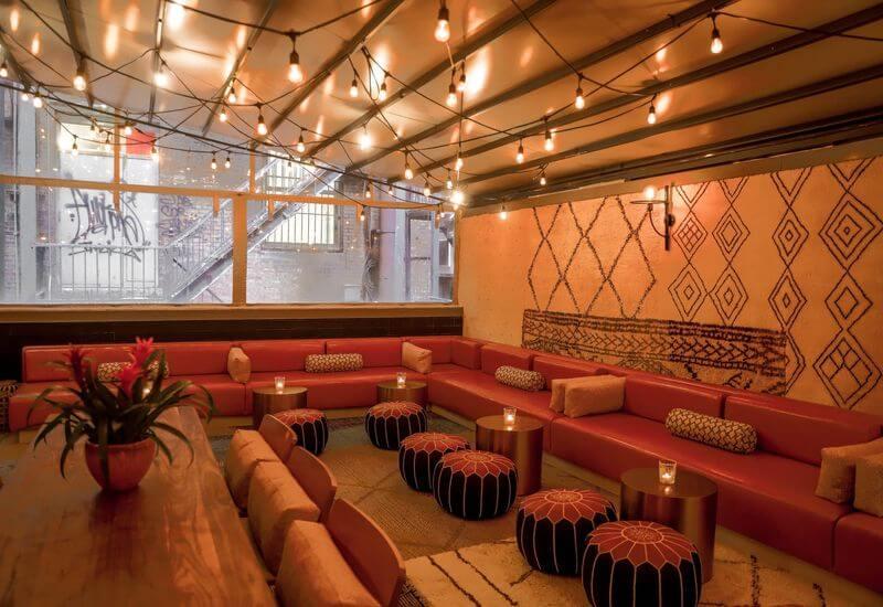 Arlo Lounge 休息室