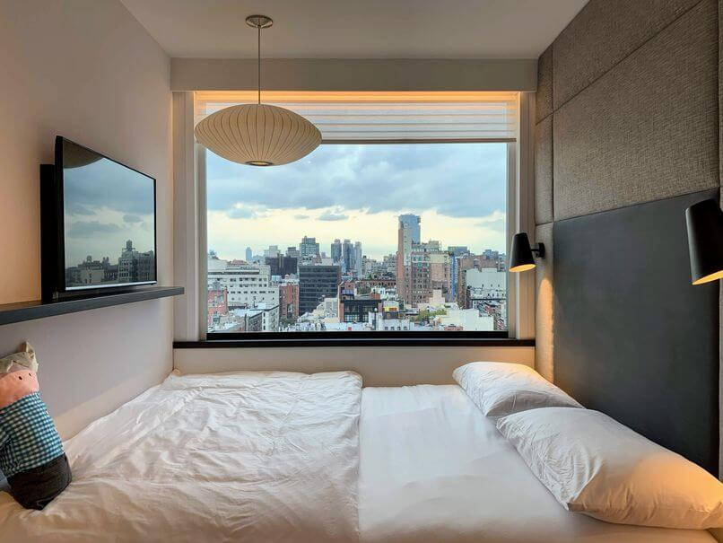 CitizenM New York Times Square 好住吗?