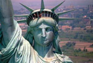 自由女神 statue of liberty