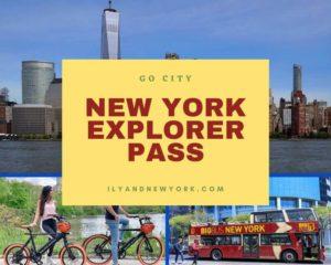 New York Explorer Pass值得买吗?