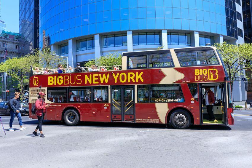 Explorer Pass景点-纽约随上随下观光巴士