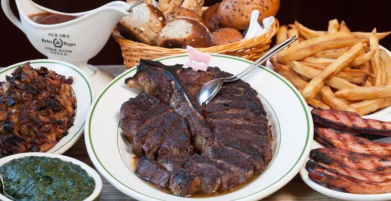 纽约必吃美食 Peter Luger